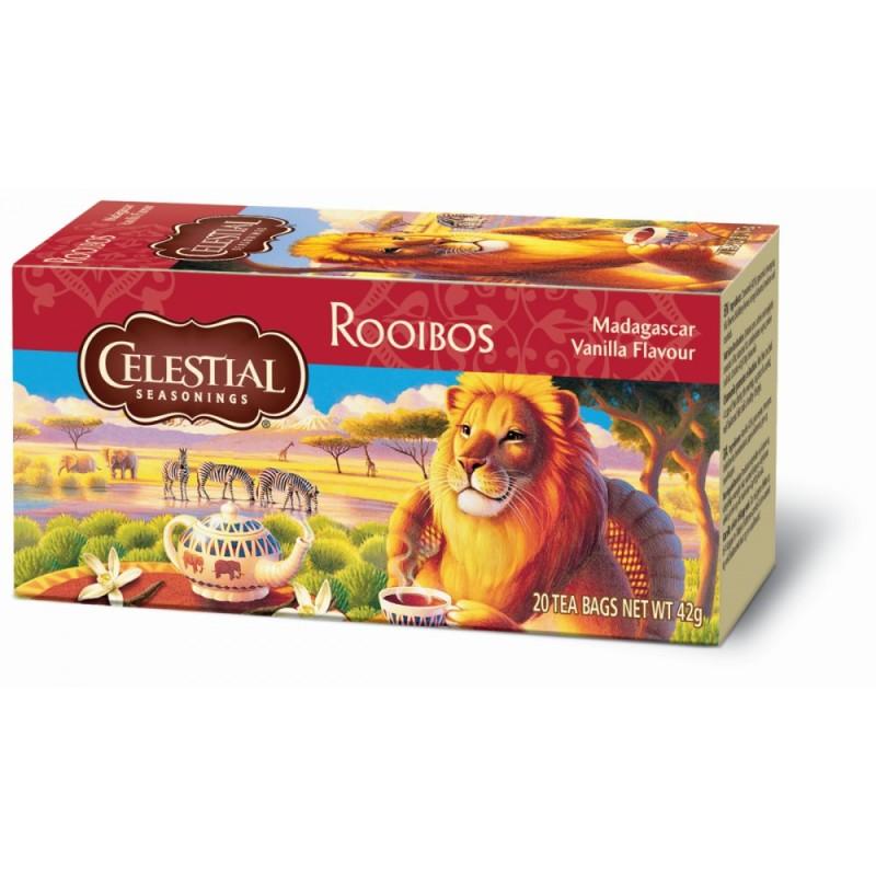 Rooibos Madagascas Vanilla Flavour