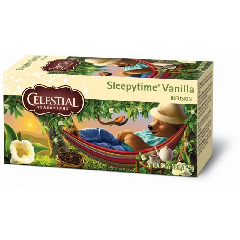 Sleepytime Vanilla Infusion