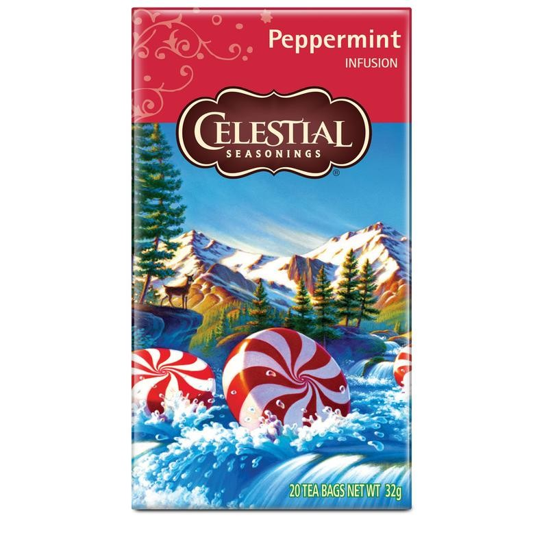 Peppermint Infusion
