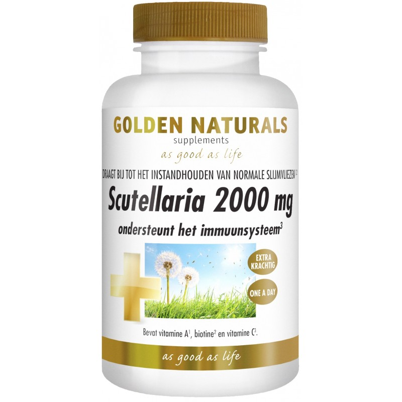 Scutellaria 2000 mg.