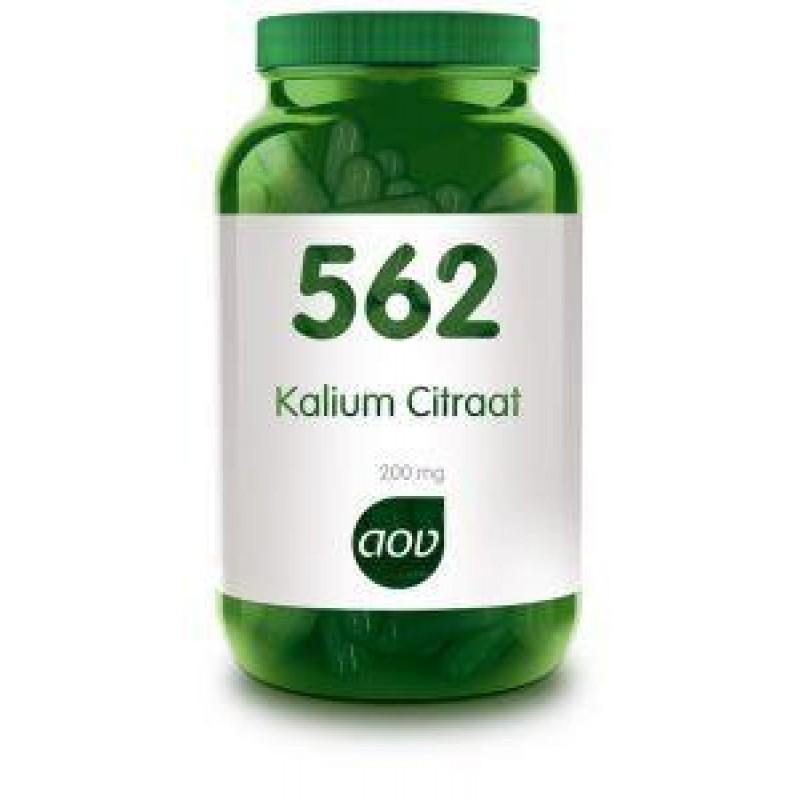 562 - Kalium Citraat 200 mg