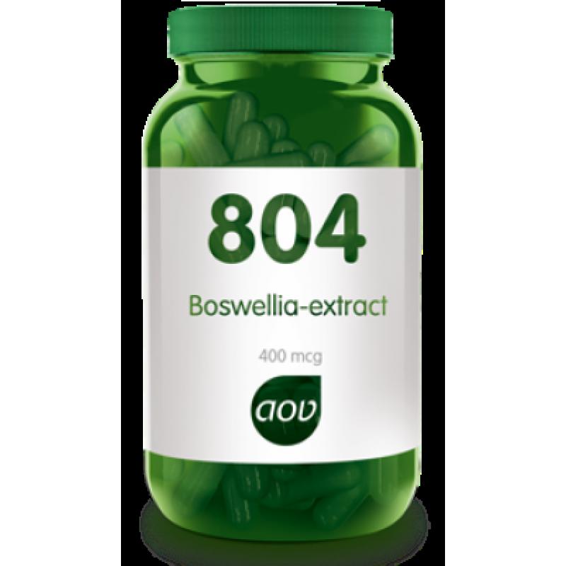 804 - Boswellia-extract 400 mg