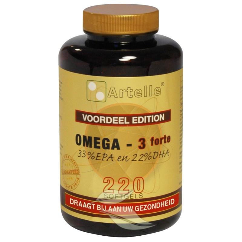 Omega - 3 Forte