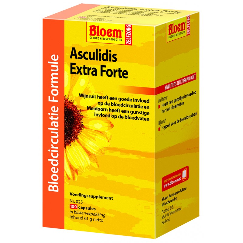 Asculidis Extra Forte nr. 25