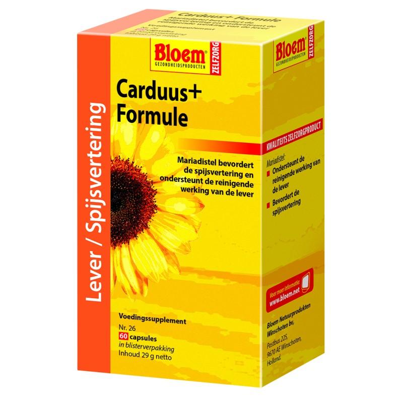 Carduus + Formule nr. 26