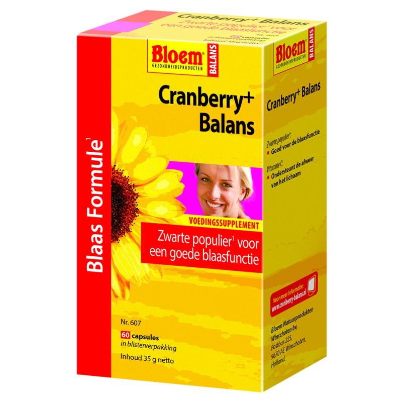 Cranberry+ Balans nr. 607