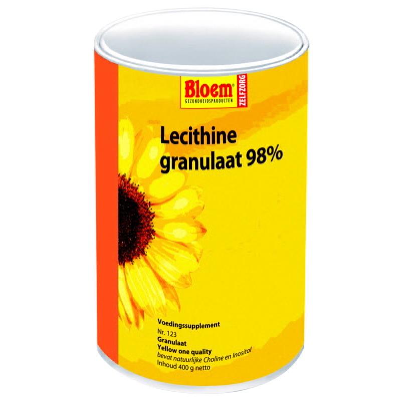 Lecithine Granulaat 98% nr. 123