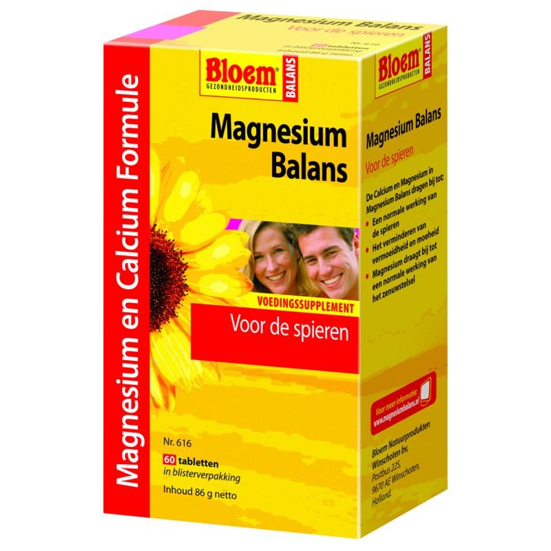 Magnesium Balans nr. 616
