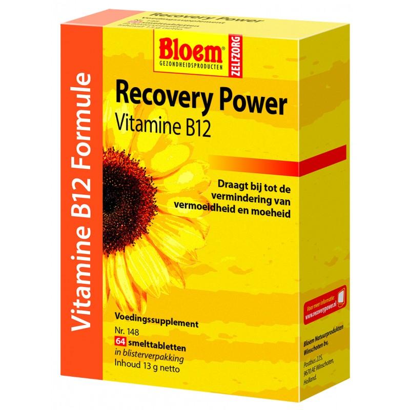 Recovery Power Vitamine B12 10 mg