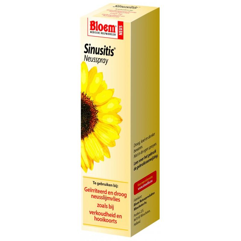 Sinusitis Neusspray nr. 427