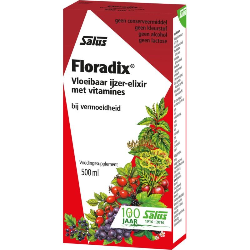 Floradix IJzer-elixir