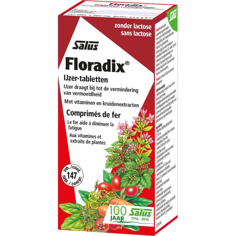Floradix tabletten