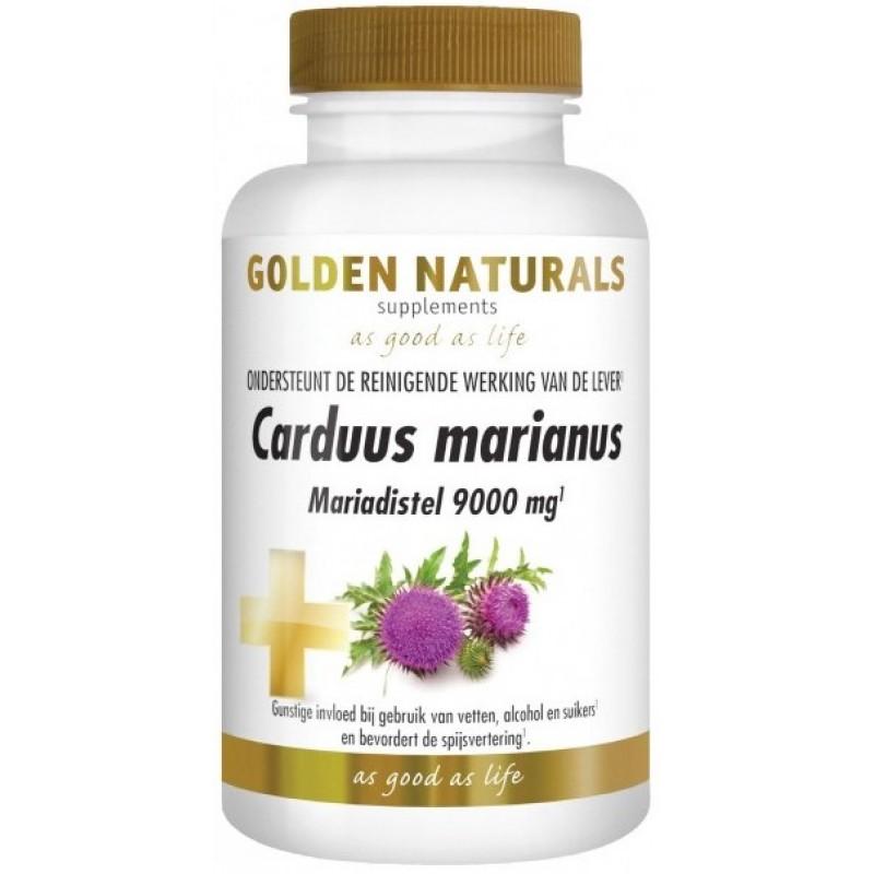 Carduus Marianus - Mariadistel 9000 mg