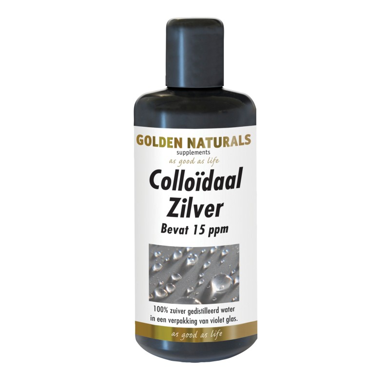 Colloïdaal Zilver 15 PPM