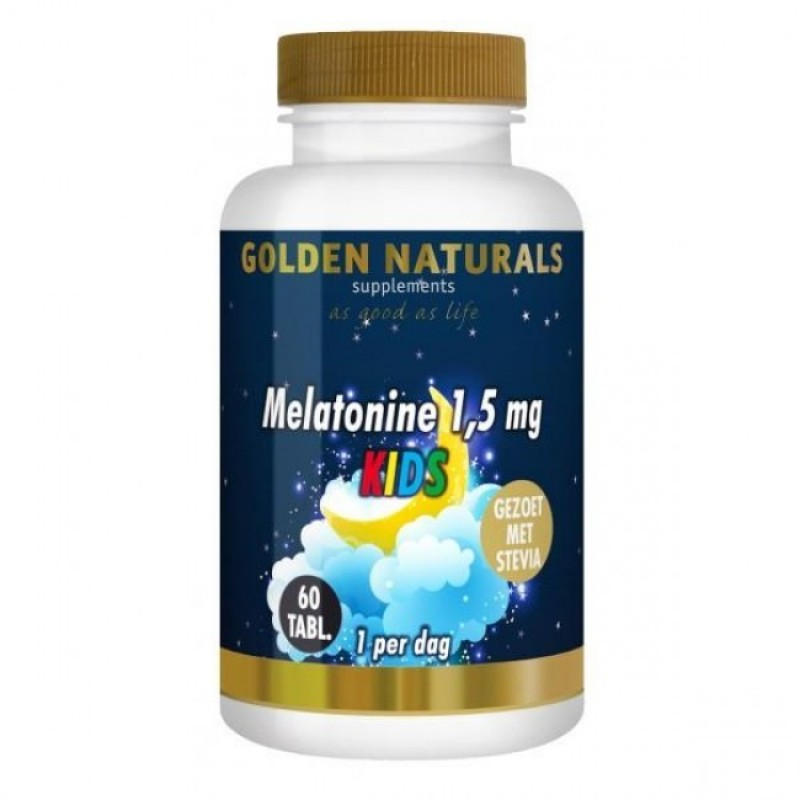 Melatonine Kids - 1,5 mg