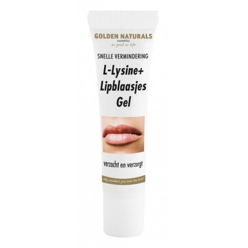 L-Lysine+ Lipblaasjes Gel