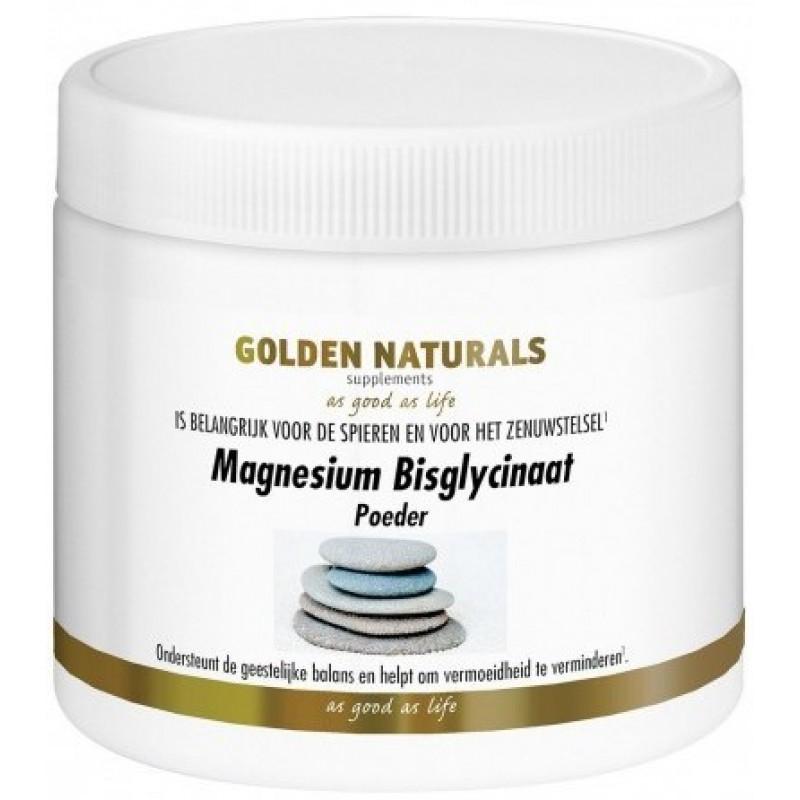 Magnesium Bisglycinaat - Poeder