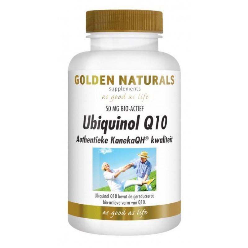 Q10 50mg Ubiquinol Bio-Actief
