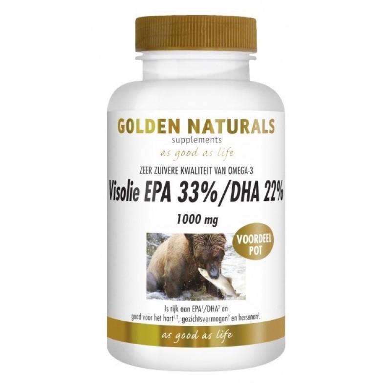 Visolie EPA 33% DHA 22%