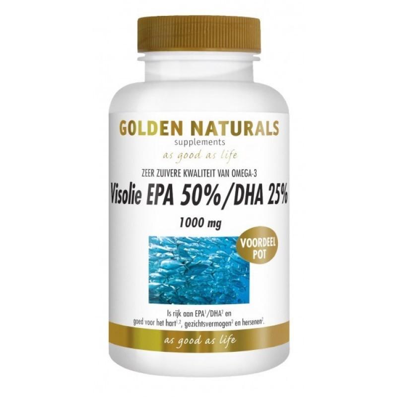 Visolie  EPA 50% DHA 25%