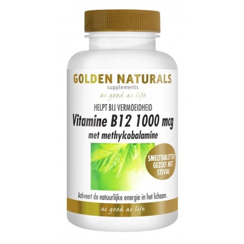 Vitamine B12 1000 mcg - Methylcobolamine...