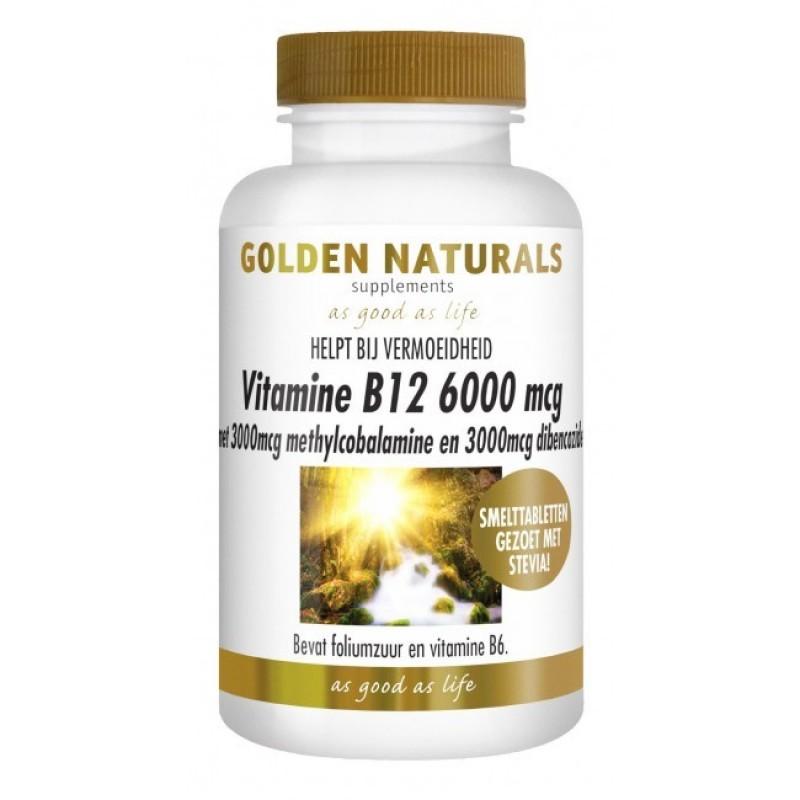 Vitamine B12 6000 mcg