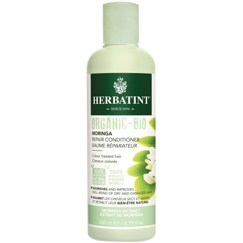 Herbatint Moringa Repair Conditioner - Organic BIO