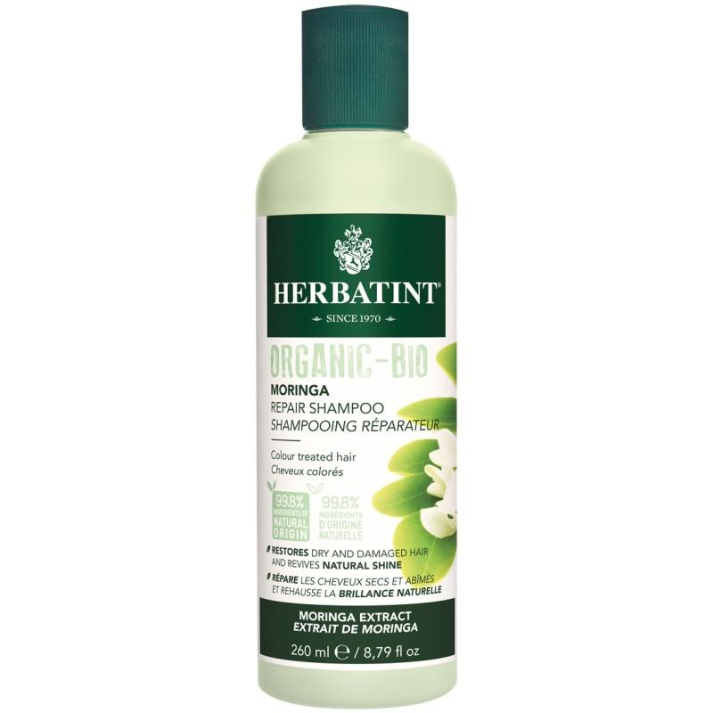 Herbatint Moringa Repair Shampoo - Organic BIO