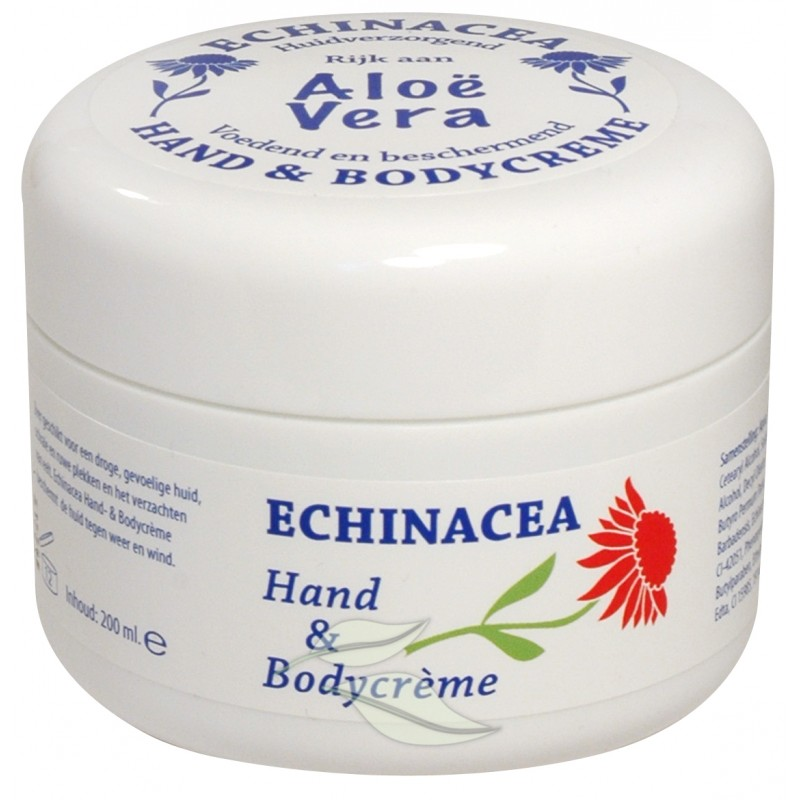 Echinacea Hand & Body Crème