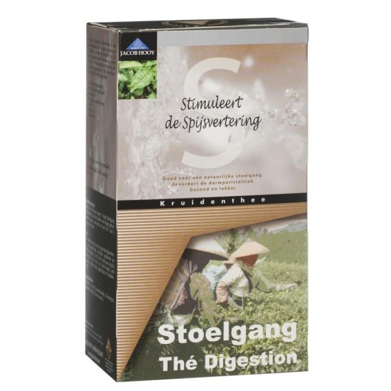 Stoelgang thee