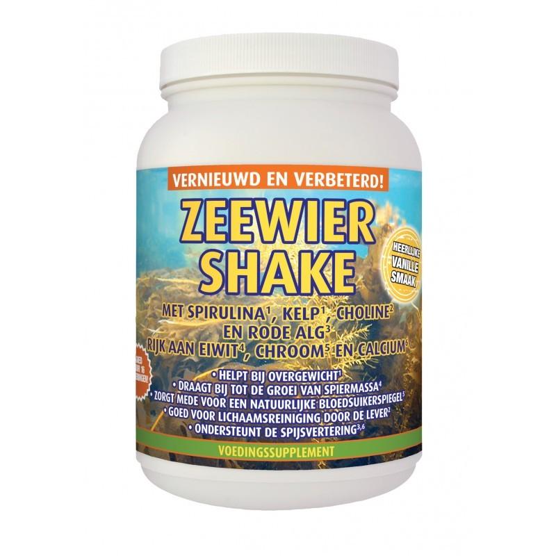 Zeewier Eiwit Shakes