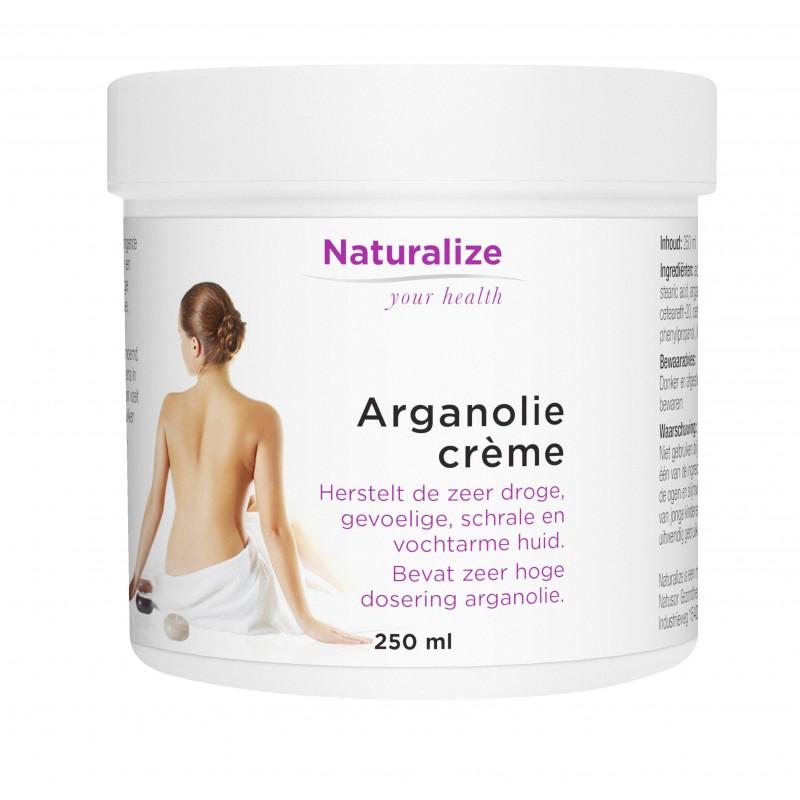 Arganolie Crème