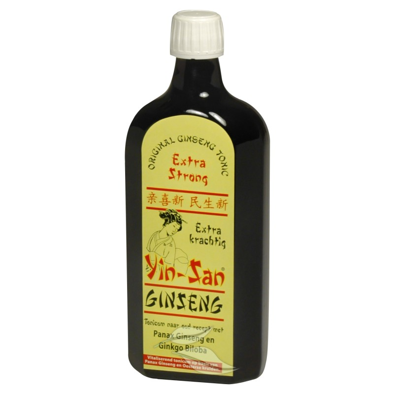 Yin-San Ginseng tonicum