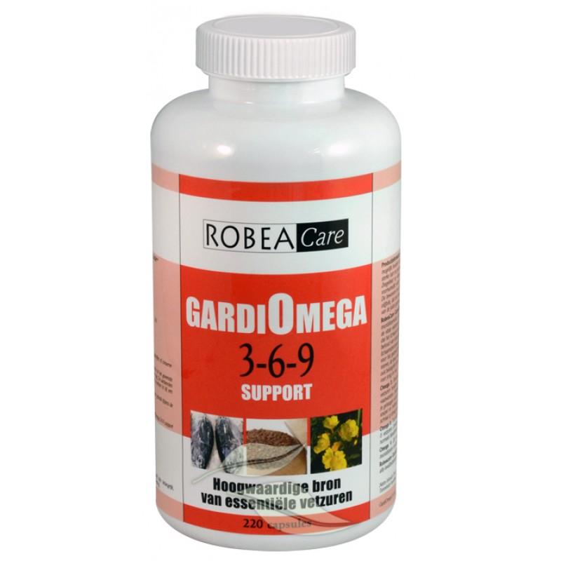 Gardi Omega 3-6-9 Support