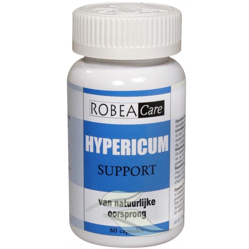Hypericum Support - Sint Janskruid