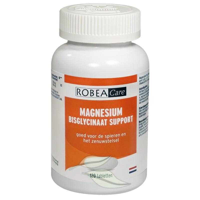 Magnesium Bisglycinaat Support