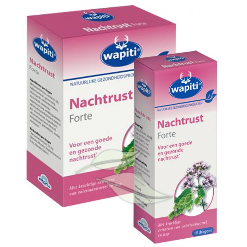 Wapiti Nachtrust Forte