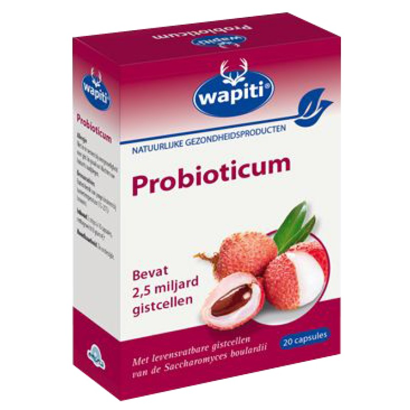 Wapiti Probioticum