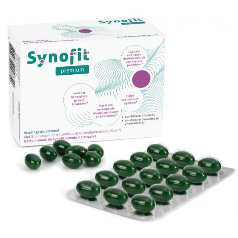 Synofit PREMIUM - Vloeibare Capsules