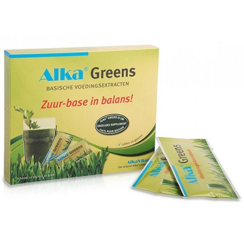 Alka® Greens Sticks