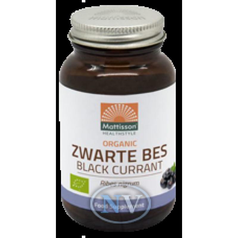 Zwarte Bes - Black Currant